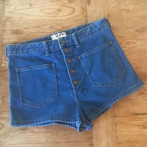 We the Free shorts. NWT.